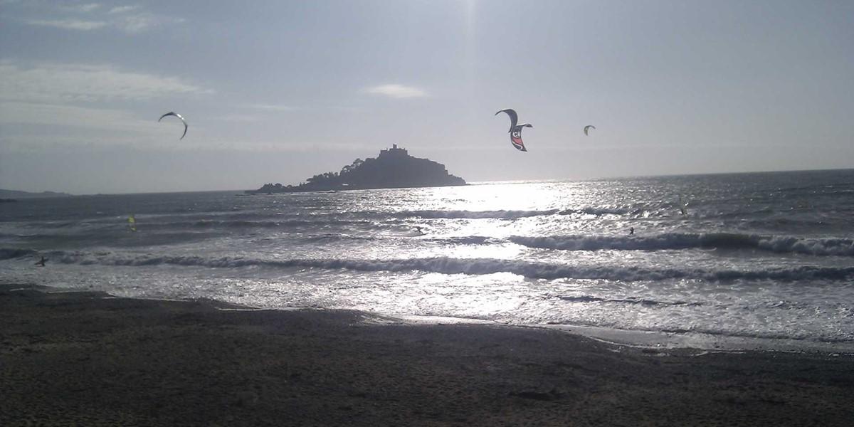 Sunny Corner Marazion Beach