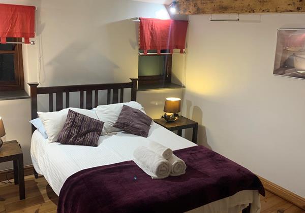 Sail Loft Main Double Bedroom