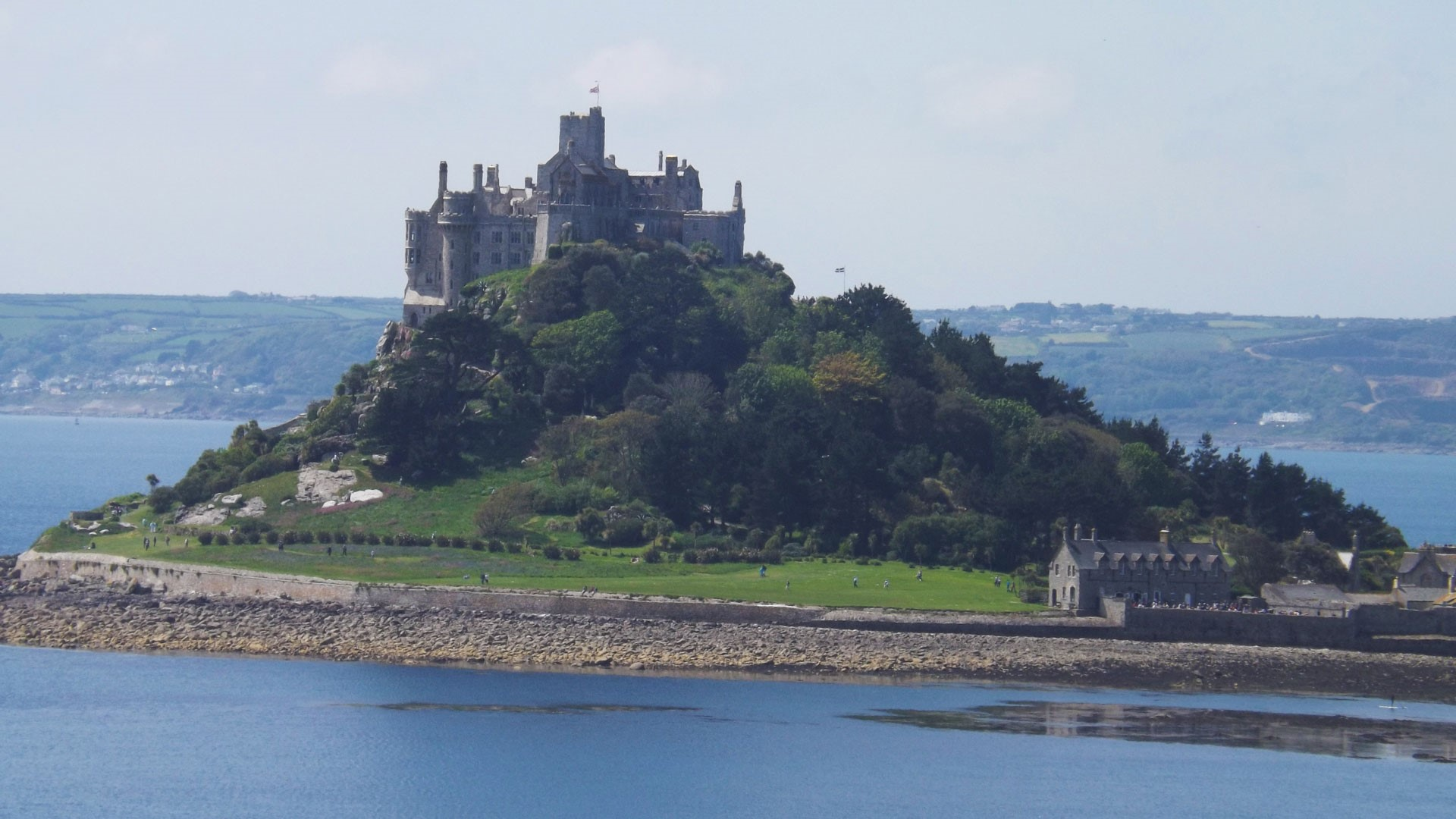 St Michaels Mount Marazion Cornwall