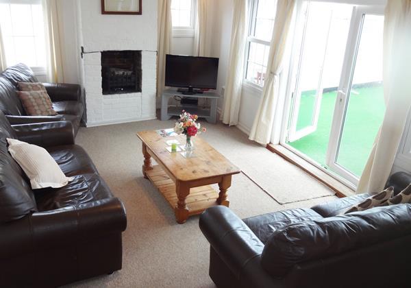 Sea View Lounge Terrace