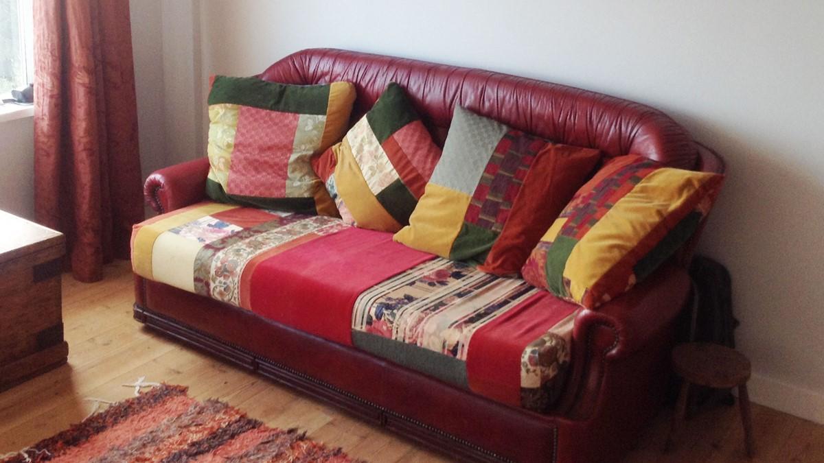 Ocean View Living Room Sofa