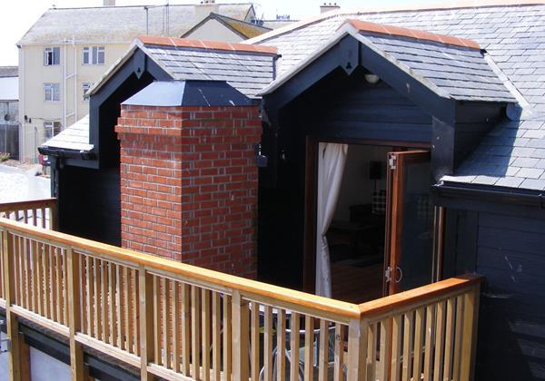 Penthouse 3 Double Balcony