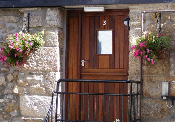 Penthouse 3 Entrance