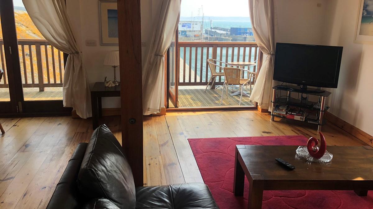 Penthouse 3 Living Area