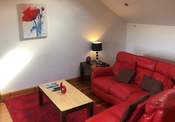 Penthouse 4 Living Area