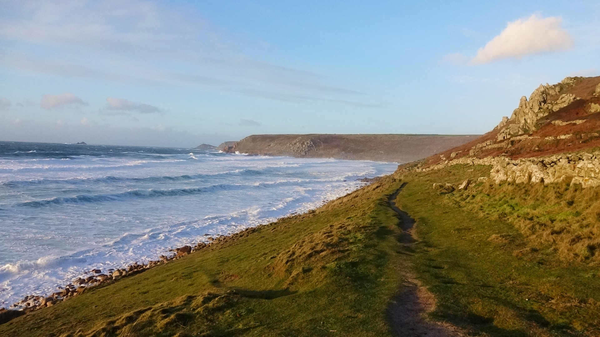 West Cornwall Coastal Path
