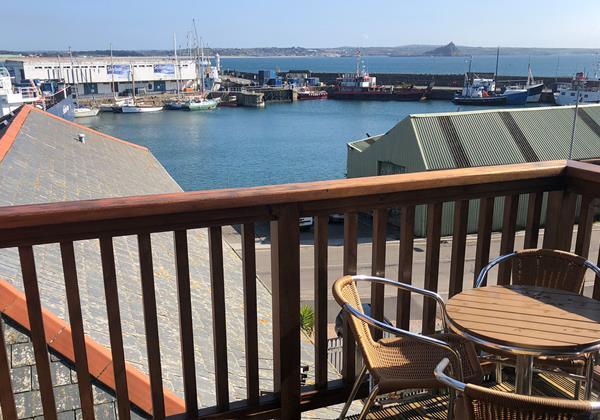 Penthouse 3 Balcony Views