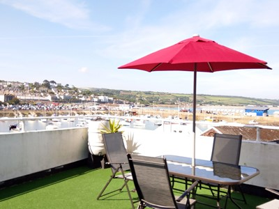Sea View Cottage - Character House Overlooking Penzance Harbour